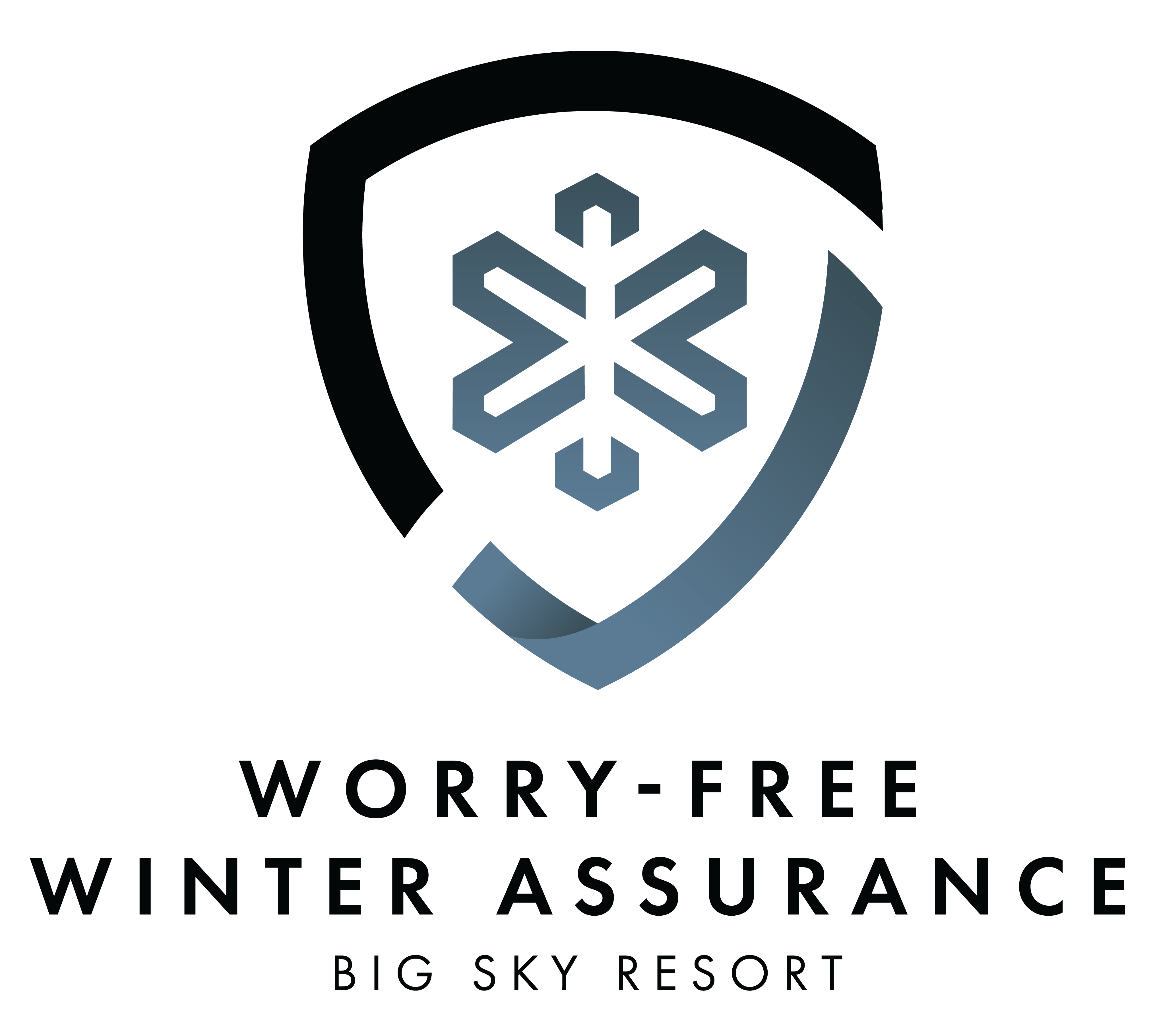 Worry-Free Winter Assurance Icon