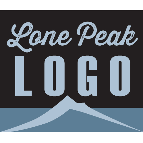 Lone Peak Logo Icon