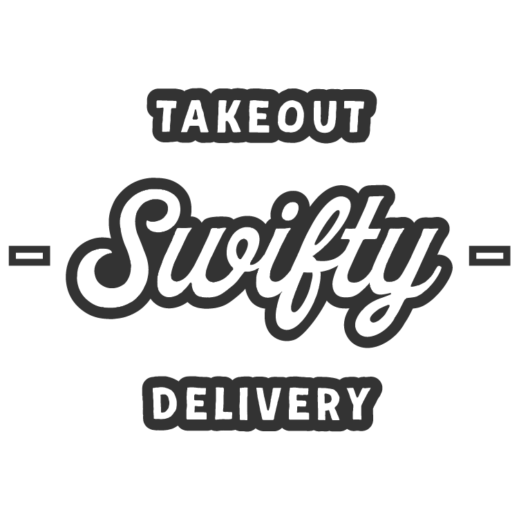 Swifty Takeout & Delivery Logo