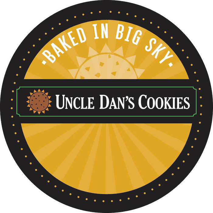 Uncle Dan's Cookies Logo