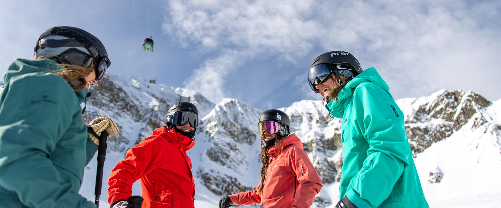 Learn to Ski & Snowboard Lessons